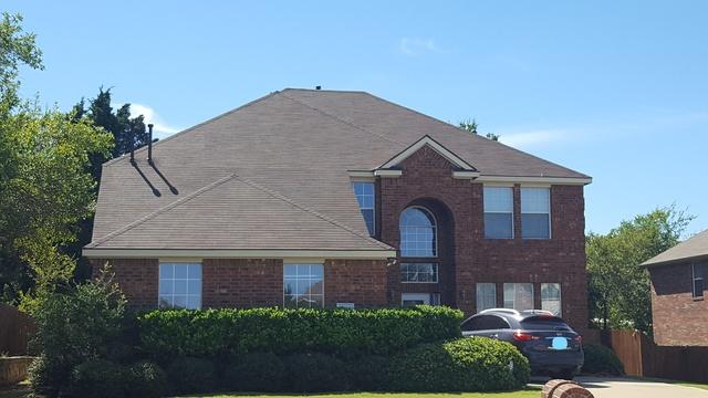 Rowlett, Texas Roof Replacement - After Photo