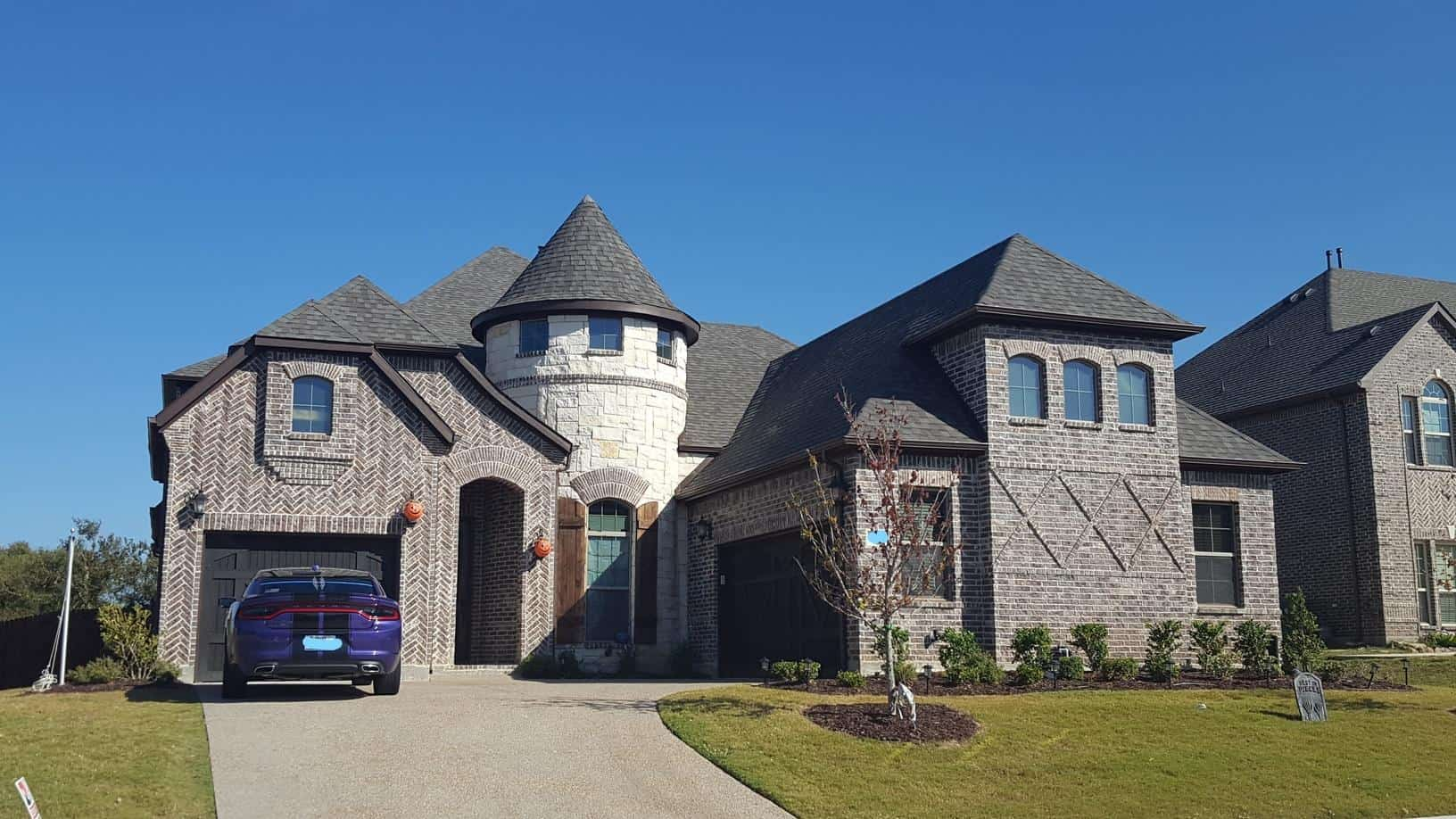 Roof Replacement in Sachse, TX After Photo