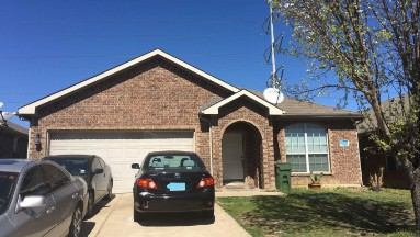 Arlington, Texas Roof Replacement Before