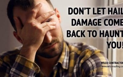 Hail Damage Can Come Back To Haunt You - Image 1