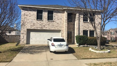 Roof Replacement in Balch Springs, TX Before