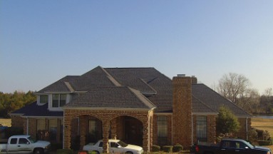 Roof Replacement in Desoto After