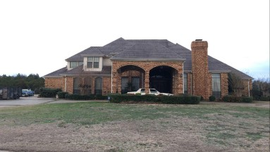 Roof Replacement in Desoto Before