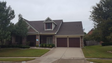Grand Prairie Roof Replacement After