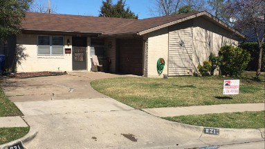 Roof Replacement in Garland, TX After