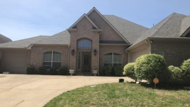 Mesquite, TX Hail Damaged Roof Repair After