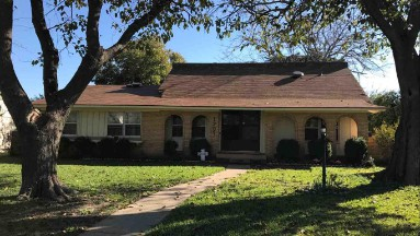 Richardson, Texas Roof Replacement After
