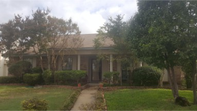 Roof Replacement in Garland TX Before