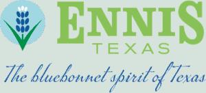 Ennis Texas Logo