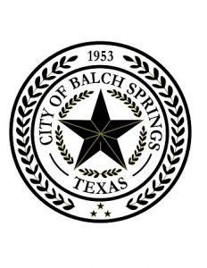 balch springs texas logo