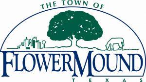 flower mound texas logo