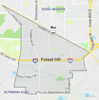 Forest Hill Texas